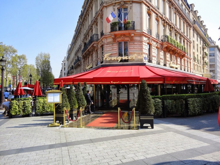 restaurant fouquets