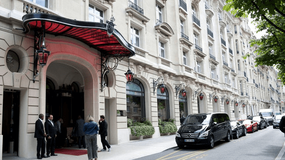 HOTEL ROYAL MONCEAU